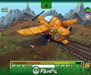 Rompicapo di Panfu incidente aereo