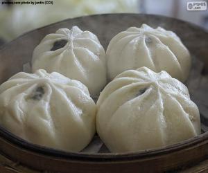 Rompicapo di Panini cinesi al vapore