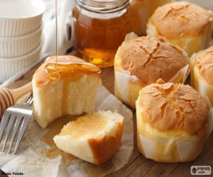Rompicapo di Panini con miele