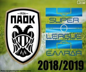 Rompicapo di PAOK, campione 2018-2019