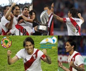 Rompicapo di Paolo Guerrero capocannoniere in Coppa America 2011