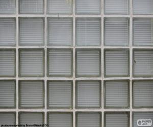 Rompicapo di Pareti in blocchi di vetro