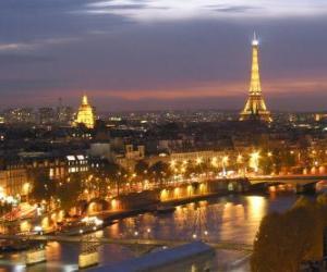 Rompicapo di Parigi, Francia