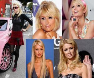 Rompicapo di Paris Hilton è un socialite, autore, modella, attrice, stilista e cantante.