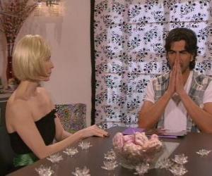 Rompicapo di Parlare Blanca e Leandro