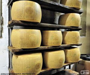 Rompicapo di Parmigiano-Reggiano