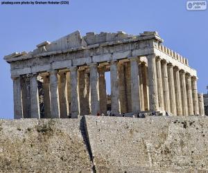 Rompicapo di Partenone, Grecia