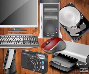 Rompicapo di Parti del computer