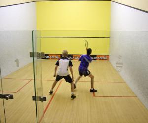 Rompicapo di Partita di squash