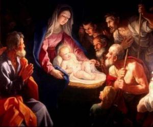 Rompicapo di Pastori adorare Gesù