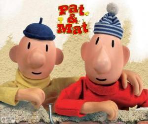 Rompicapo di Pat e Mat, i più divertenti tuttofare
