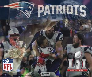 Rompicapo di Patriots, Super Bowl 2017