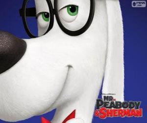 Rompicapo di Peabody, il cane, l'inventore