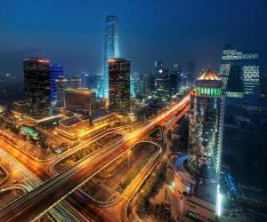 Rompicapo di Pechino, Cina