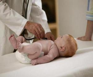 Rompicapo di Pediatra esplorare un bambino