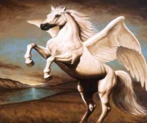 Rompicapo di Pegaso - Il cavallo alato