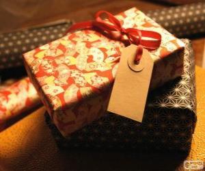 Rompicapo di Per chi è il regalo?