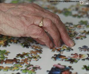 Rompicapo di Persona anziana, puzzle