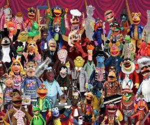 Rompicapo di Personaggi dai Muppets