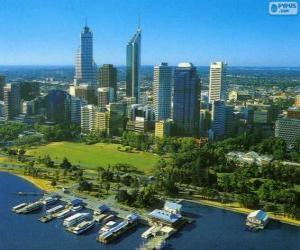 Rompicapo di Perth, Australia