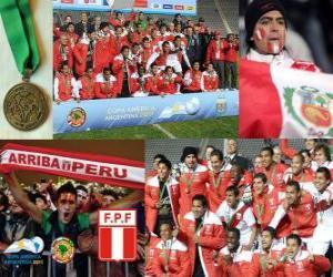 Rompicapo di Perù, Copa America 2011 3 ° posto