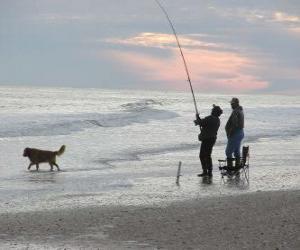 Rompicapo di Pescatore di costa