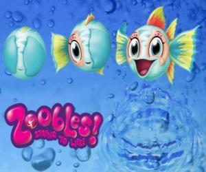 Rompicapo di Pesce, Zoobles da Seagonia