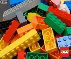 Rompicapo di Pezzi LEGO