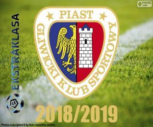 Rompicapo di Piast Gliwice, campione 2018-2019