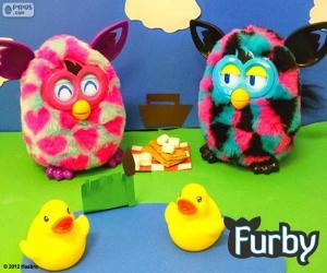 Rompicapo di Pic-nic Furby