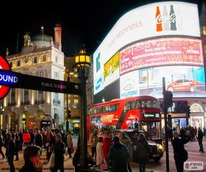 Rompicapo di Piccadilly Circus, Londra