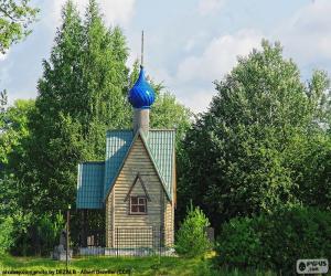 Rompicapo di Piccola cappella, Russia