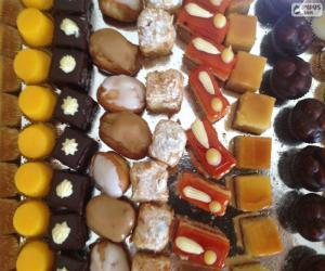 Rompicapo di Piccola pasticceria dolce