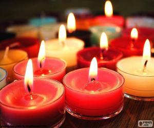 Rompicapo di Piccole candele, Natale