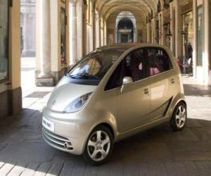 Rompicapo di Piccolo auto - Tata Nano