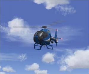 Rompicapo di Piccolo elicottero