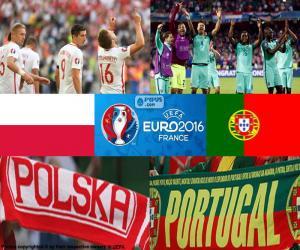 Rompicapo di PL-PT, quarti finale Euro 2016