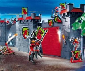 Rompicapo di Playmobil castello