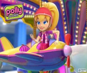 Rompicapo di Polly Pocket in una delle sue avventure