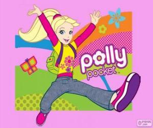 Rompicapo di Polly, protagonista di Polly Pocket