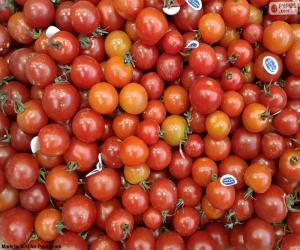 Rompicapo di Pomodori maturi