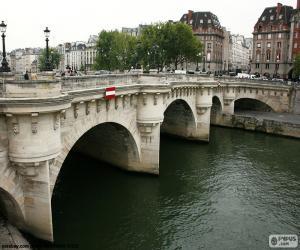 Rompicapo di Pont Neuf, Parigi