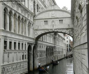 Rompicapo di Ponte dei Sospiri, Italia