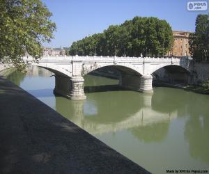 Rompicapo di Ponte Giuseppe Mazzini, Roma