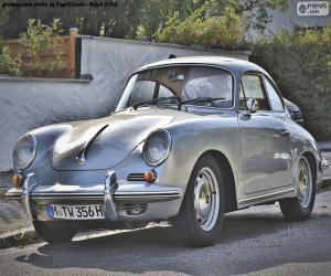Rompicapo di Porsche 356 C