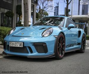 Rompicapo di Porsche 911 GT3 RS