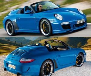 Rompicapo di Porsche 911 Speedster
