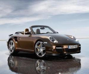 Rompicapo di Porsche 911 Turbo Cabrio