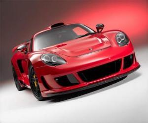 Rompicapo di Porsche Carrera GT by Gemballa