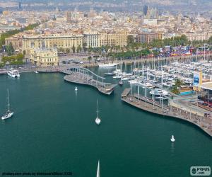 Rompicapo di Port Vell, Barcellona